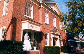 Q-Design Architecture - Katherine's of Old Town Alexandria - Commercial / Retail Renovation- Hampton Roads - QDesign Q Design