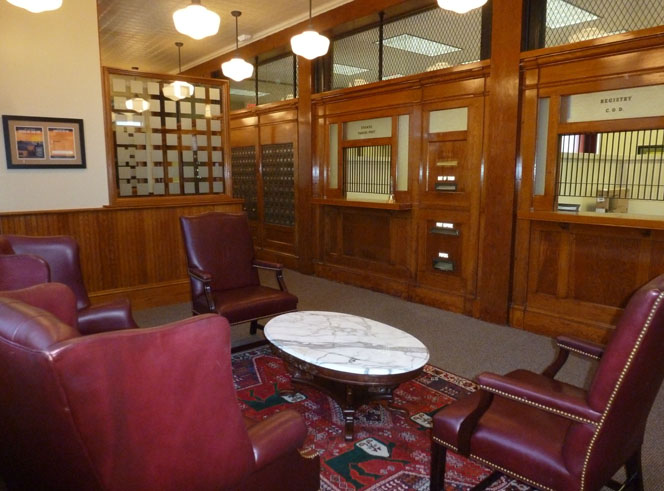 Fort Monroe Authority Headquarters - Interior